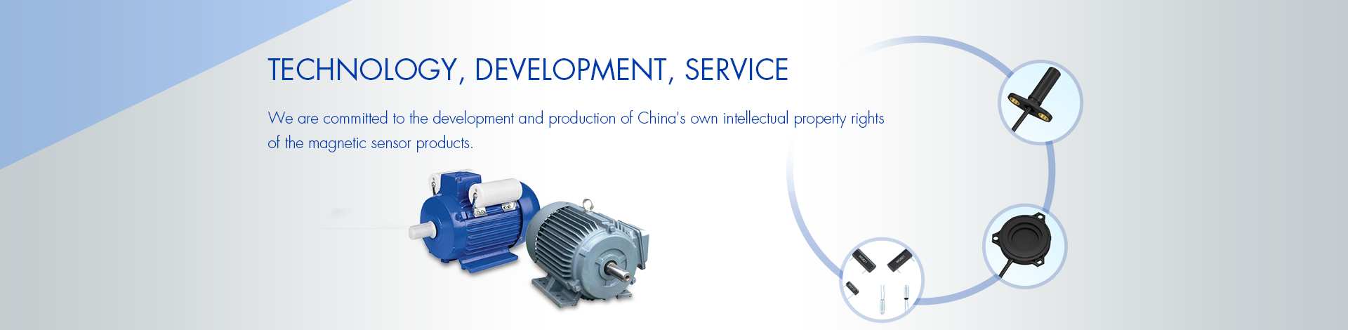 Hall Effect Sensor Manufacturer