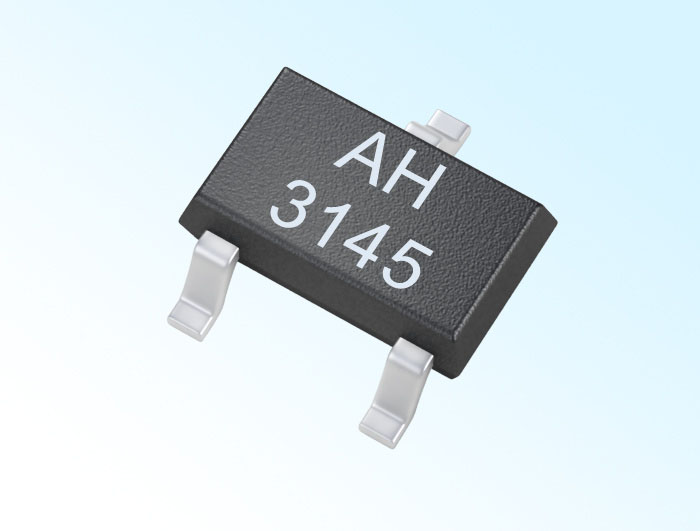 Digital Unipolar Hall IC AH3145