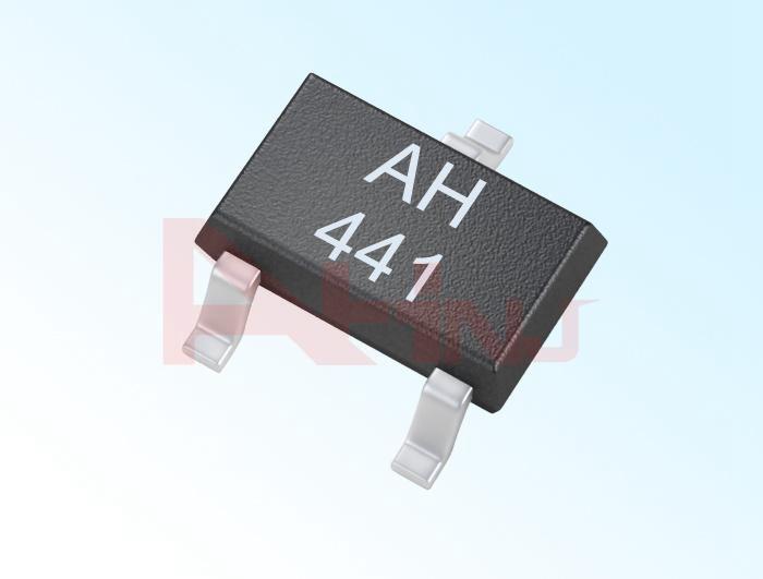 Unipolar Hall Sensor AH441