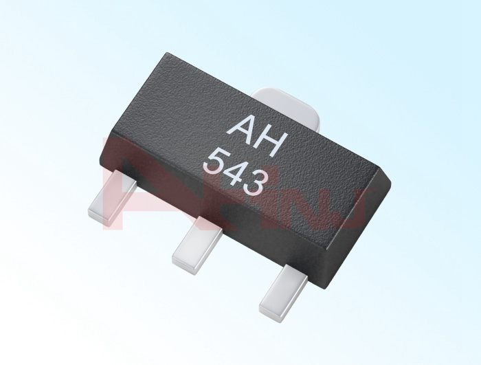 Unipolar Hall Sensor AH543