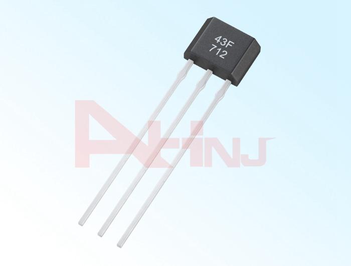 Latch Type Hall Sensor AH3043