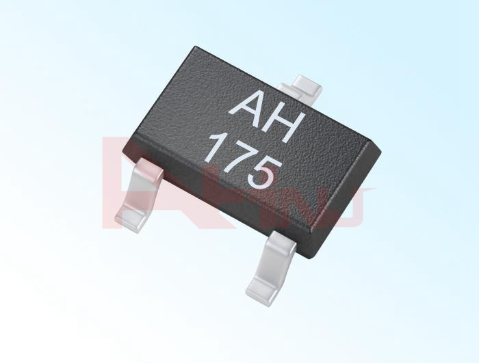 Latch Type Hall Sensor AH3075