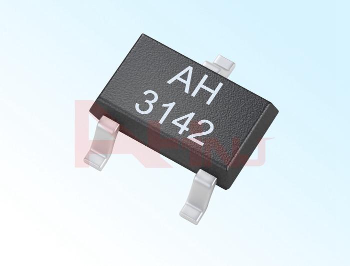 Unipolar Type Hall Sensor AH3142