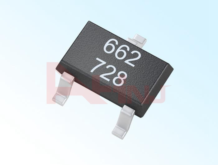 Micropower Hall Sensor AH3662