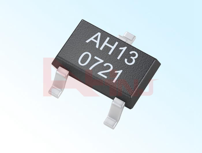 Latch Type Hall Sensor AH3013