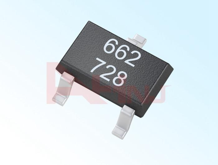 Omnipolar Micropower Hall Effect Sensor AH3662