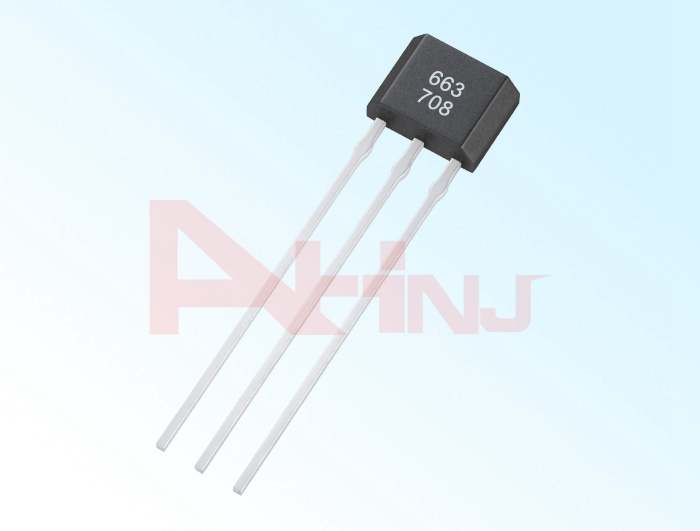 Omnipolar Micropower Hall Effect Sensor AH3663