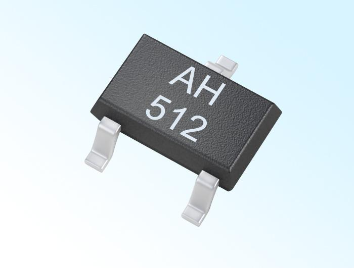 Latch Type Hall Sensor AH512
